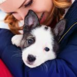 Relax and take some time to bond with your puppy. It's fun and it'll help you build a foundation of trust that will make it easier to train your dog.
